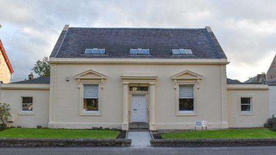 renovations at stirling dentist scotland
